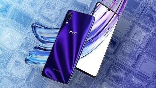 Представлено смартфон Vivo X21s: новинка тішить як ціною, так і характеристиками