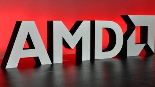 AMD готує перший 7-нанометровий відеопроцесор Navi 12