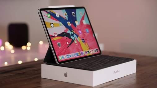 Новый iPad Pro практически не подлежит ремонту