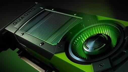 NVIDIA представила бюджетную профессиональную видеокарту Quadro RTX 4000