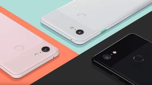 """Бюджетний Google Pixel 3 Lite """"засвітився"""" на фото до анонсу"""