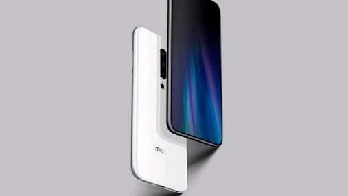 Фото дня: майбутній флагманський смартфон Meizu 16s з'явився на якісному знімку