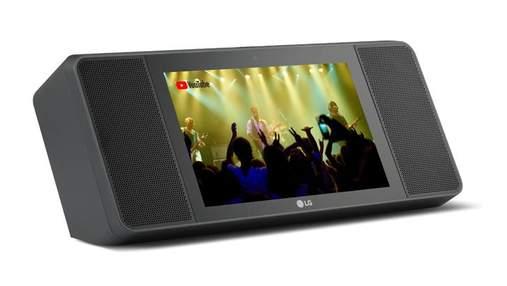 Новий тренд на ринку: LG презентувала свій смарт-дисплей