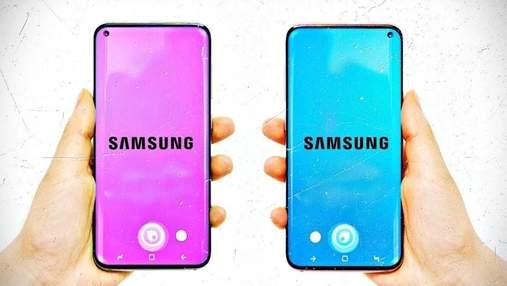 Смартфон Samsung Galaxy S10 підтримуватиме 5G