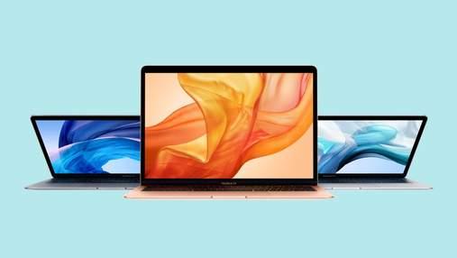 MacBook Air надійшов у продаж в Україні: зараз діє акційна ціна