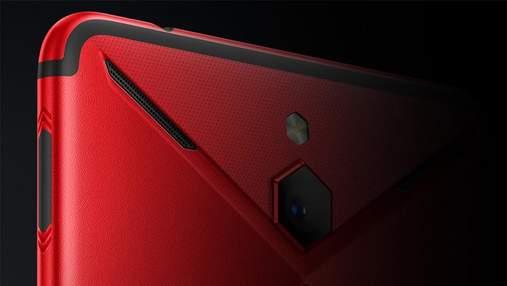 ZTE представила еще один мощный игровой смартфон –  Nubia Red Magic Mars