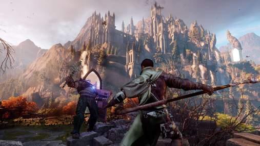 Electronic Arts може представити нову гру Dragon Age: деталі