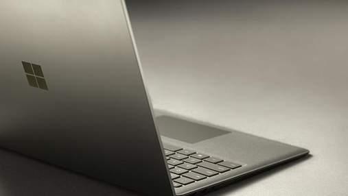 Новий Microsoft Surface Laptop отримає неанонсований процесор AMD Picasso