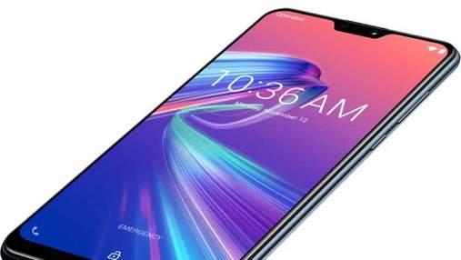 Asus випустила смартфон Zenfone Max Pro (M2) з потужною батареєю та NFC