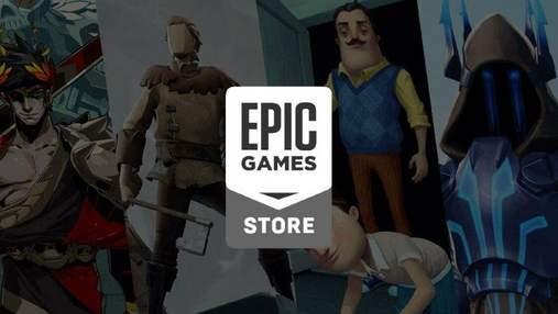 Конкурент Steam: новий цифровий магазин Epic Games Store запрацював офіційно