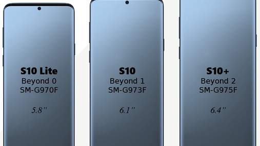 Скільки буде коштувати смартфон Samsung Galaxy S10: ціна захмарна