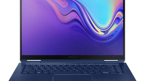 Samsung представила 15-дюймовый ноутбук Notebook 9 Pen с цифровым пером