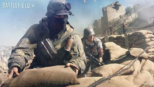 На шутер Battlefield V чекають цікаві оновлення: гравці здебільшого висловлюють невдоволення