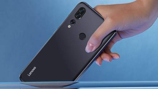Lenovo представила бюджетний смартфон Lenovo Z5s: характеристики та ціна
