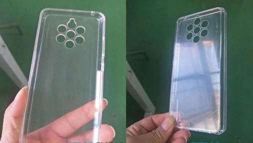 Фото чохлів для Nokia 9 підтвердили унікальну характеристику флагманського смартфона
