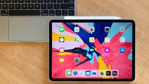 В Apple прокомментировали одну из особенностей дизайна iPad Pro 2018