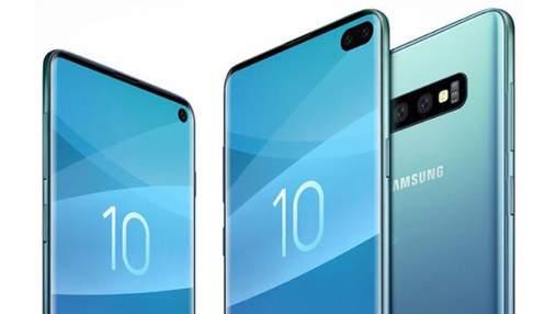 Samsung Galaxy S10: в мережі з'явилися деталі про революційні функції нових смартфонів