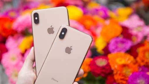 После обновления до новой iOS12.1.2 с iPhone происходит сбой