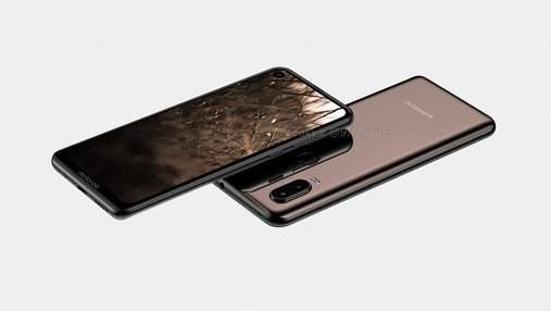 Смартфон Motorola P40 з діркою в екрані засвітився на якісних фото