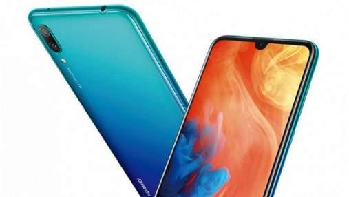 Смартфон Huawei Y7 Pro 2019 представили офіційно
