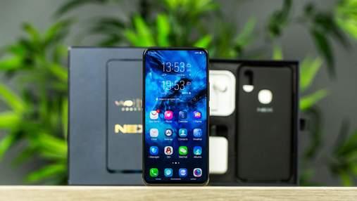 Vivo показала свій смартфон із підтримкою 5G – Vivo NEX 5G