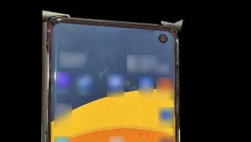 """Перше """"живе"""" фото Samsung Galaxy S10 оприлюднив інсайдер"""