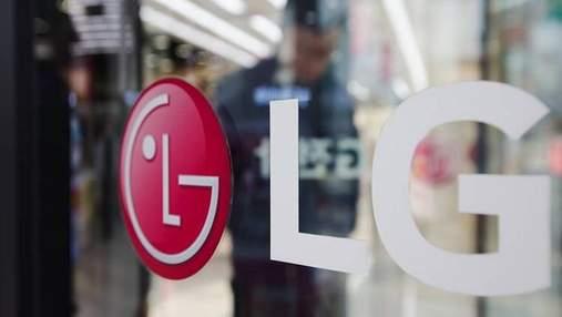 """Смартфон LG G8 отримає """"акустичний дисплей"""""""