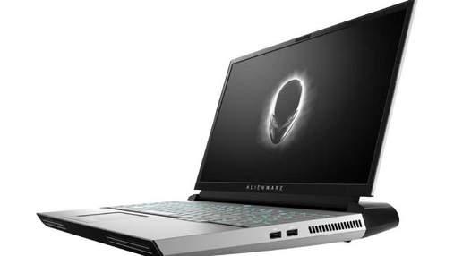 Dell представила найпотужніший ігровий ноутбук у світі Alienware Area-51m