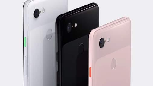 Характеристики смартфона Google Pixel 3 XL Lite опубликовали в сети