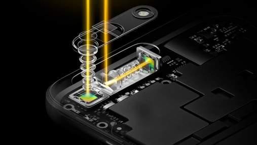 Oppo планує представити інноваційну камеру для смартфонів