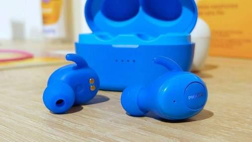 Philips UpBeat SHB2505: огляд та ціна бюджетних бездротових навушників