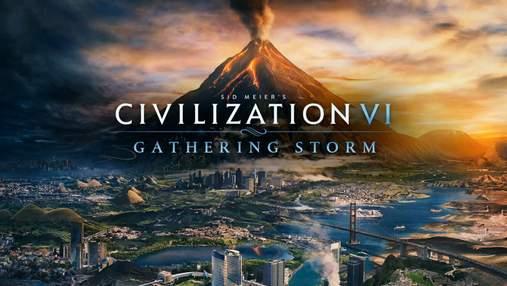 Игра Civilization VI: Gathering Storm – появился невероятный трейлер нового дополнения