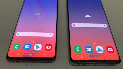 "Смартфон Samsung Galaxy S10 показали на ""живих"" фото"