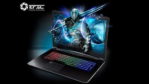 На украинском рынке появится новый бренд игровых ноутбуков: детали