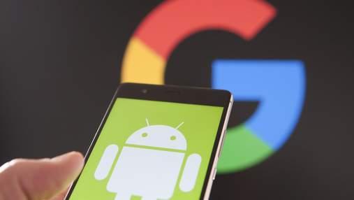 Какие сладости Google может использовать для названия Android Q