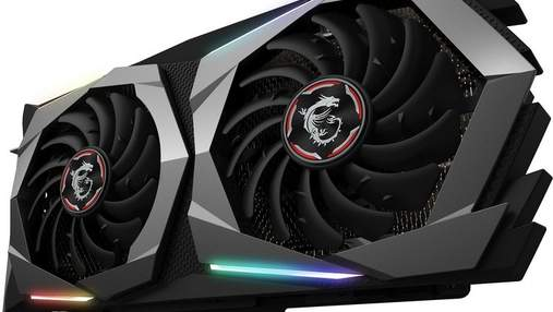 MSI планує випустити кілька моделей неанонсованої відеокарти NVIDIA GeForce GTX 1660 Ti