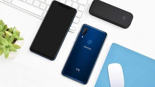 ZTE выпустит конкурента смартфону Samsung Galaxy S10 Plus