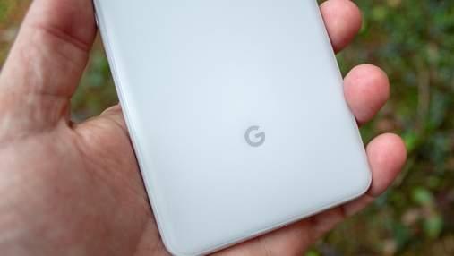 """Характеристики смартфона Google Pixel 3a XL """"слили"""" в сеть"""