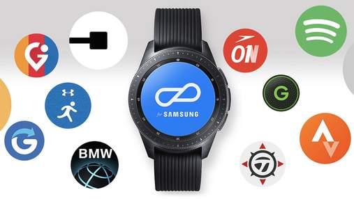 Як виглядатиме смарт-годинник Samsung Galaxy Sport: фото