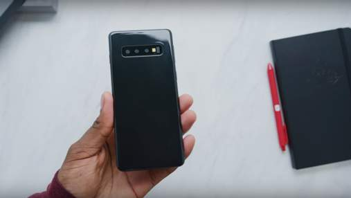 """Відео дня: огляд смартфонів Samsung Galaxy S10 """"злили"""" до анонсу"""
