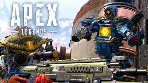 """Гру Apex Legends представили офіційно: трейлер та системні вимоги """"королівської битви"""""""