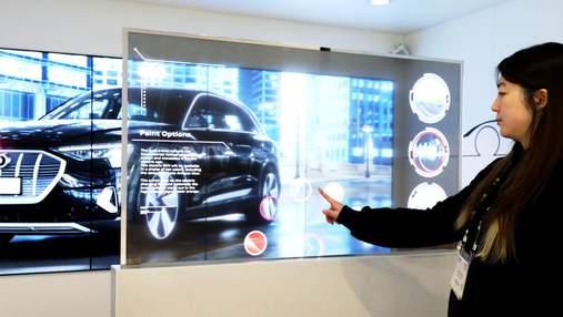 LG показала инновационные дисплеи на выставке ISE 2019