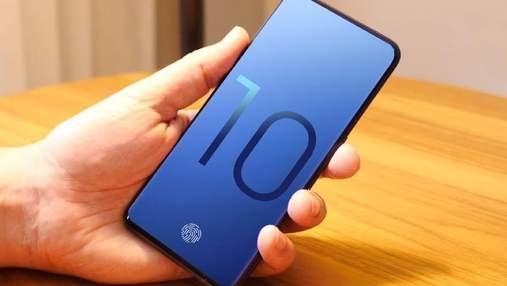 Як працює зворотна зарядка Samsung Galaxy S10 +: фото