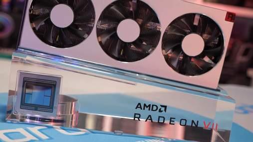 Видеокарты AMD Radeon VII официально поступили в продажу: цена
