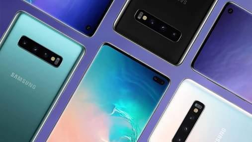 Финальные характеристики флагмана Samsung Galaxy S10 попали в руки журналистов