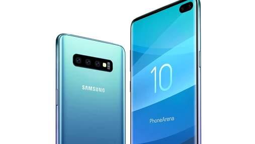 Топову версію смартфона  Samsung Galaxy S10+ протестували на продуктивність