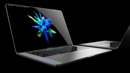 Apple представить повністю оновлений MacBook Pro: деталі