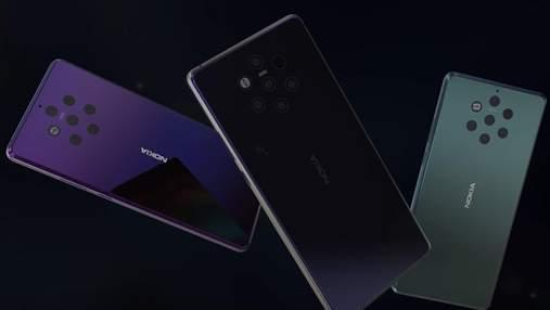 Смартфон Nokia 9 PureView протестували на продуктивність: результат розчарував