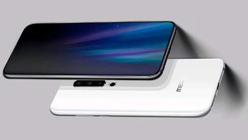 "Смартфон Meizu 16S показали на ""живих"" фото: особливості новинки"