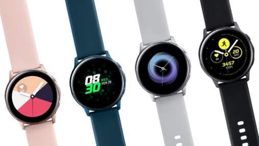 Новые смарт-часы Galaxy Watch Active: что умеют и сколько будут стоить в Украине